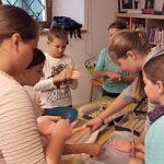 Misijonska delavnica – peka piškotov za misijone