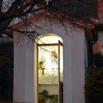 Obnovljena kapelica v Grivčah