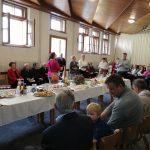 Maša in srečanje za starejše, bolne in invalide – 7.10.2018